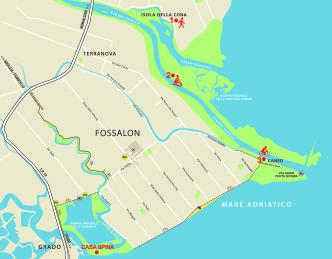mappa triathlon