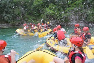 Rafting Tagliamento