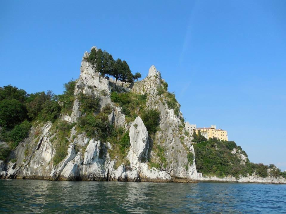 duino canoa castello