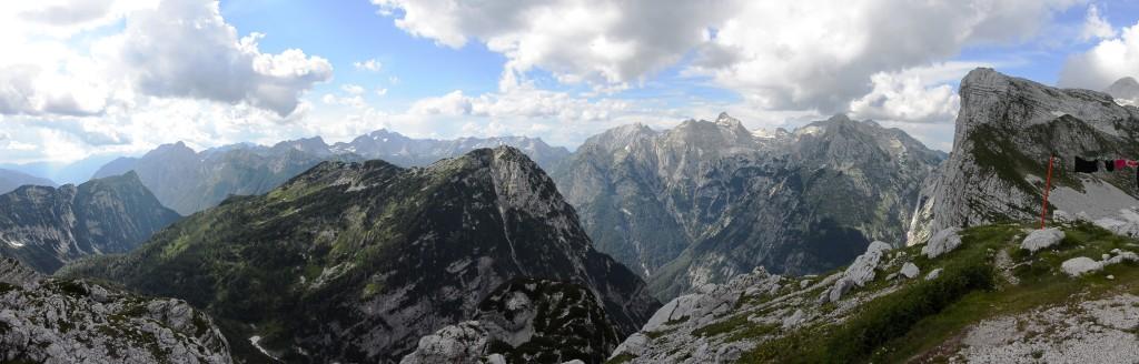 Slovenia valle Isonzo